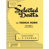 HAL LEONARD Selected Duets French Horn Vol. 1