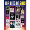 HAL LEONARD Top Hits of 2015 Piano, Vocal and Guitar