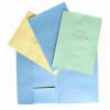 Halas Okmánytartó iratgyűjtő Fókusz A/4 230g sárga  (pólyás dosszié)