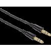 Hama 122324 3,5 mm Jack összekötõ kábel Slim 1.5 m