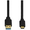 Hama 135735 adatkábel USB 3.1, TYPE C/USB A, 0,75M