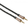 Hama 3.5 mm jack audio kábel, plug - plug, gold-plated, 3m (122328)