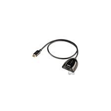 Hama 42553 HDMI KÖZÖSÍTŐ, ARANYOZOTT, 2BE-1KI audió/videó kellék, kábel és adapter