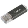 "Hama 90983 USB 2.0 ""Laeta"" 16GB 10MB/s szürke Flash Drive (HAMA_90983)"