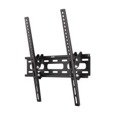 Hama dönthető 400x400 XL fekete tv állvány és fali konzol