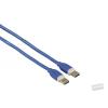 Hama ST USB 3.0 hosszabbító kábel 1,8m A-A