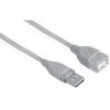 Hama USB hosszabbító kábel A-A 0,5 m