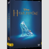 Hamupipőke (üvegcipellő) DVD