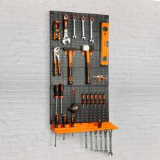 Handy Fali rendszerező, szerszámtartó - 3 db tábla, 50 x 33 cm villanyszerelés