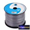 Hangszóró kábel 2 x 0,5 mm CCA transzparent