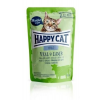 Happy Cat POUCH HÚS ADULT BORJÚ-BÁRÁNY 24x85g