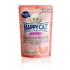 Happy Cat POUCH HÚS JUNIOR CSIRKE-TŐKEHAL 24x85g