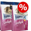 Happy Cat Supreme Happy Cat dupla csomag - Adult Large Breed (2 x 10kg)