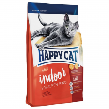 Happy Cat Supreme Happy Cat Indoor Adult marha - 4 kg macskaeledel