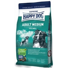 Happy Dog Happy Dog Supreme Fit & Well Adult Medium 12,5 kg kutyaeledel