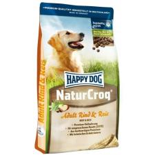 Happy Dog Naturcroq marha-rizs 4Kg kutyaeledel