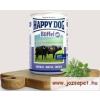 Happy Dog Pur Büffel konzerv kutyának 6*800g