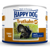 Happy Dog Truthahn Pur (Pulyka) - 12*400 g