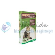 HAPPY PET GUARD NYAKÖRV MACSKÁK RÉSZÉRE élősködő elleni készítmény macskáknak
