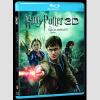 Harry Potter és a Halál Ereklyéi 2. 3D Blu-ray
