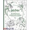 Harry Potter - Mágikus lények színezőkönyv