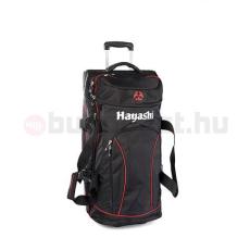 Hayashi Táska, Hayashi,Trolley Deluxe Travel, fekete-piros