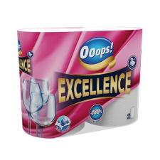 """. Háztartási papírtörlő, 3 rétegű, 2 tekercses, """"Ooops! Excellence"""" higiéniai papíráru"""