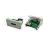HDMI toldó modul, aljzattal szerelt 180° nyákos