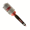 Head Jog 96 ionos, kerámiás körkefe hőcsíkkal 44 mm, piros-fekete