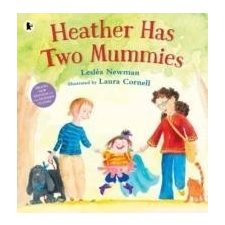 Heather Has Two Mummies – Leslea Newman idegen nyelvű könyv