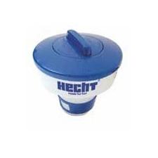 Hecht 060702 úszó tabletta adagoló (közepes) medence kiegészítő