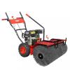 HECHT 8680 SE benzinmotoros seprőgép , benzinmotoros hómaróvá alakítható