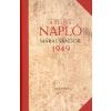 Helikon Kiadó A TELJES NAPLÓ - 1949