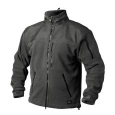 HELIKON-TEX Classic Army Fleece Jacket - Black (XXXL)