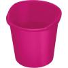 HELIT Papírkosár, 13 liter, HELIT the joy, rózsaszín (INH2360428)