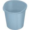 HELIT Papírkosár, 13 liter, HELIT the joy, világoskék (INH2360433)