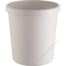 HELIT Szemetes, 18 liter, HELIT, világos szürke (INH6105882) szemetes
