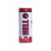Hell energiaital strong red grape