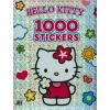 - HELLO KITTY - 1000 STICKERS (MATRICÁS SZÍNEZÕ)
