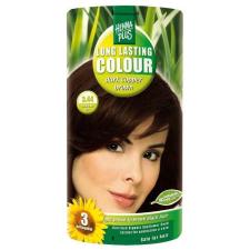 HennaPlus Long Lasting Colour tartós hajfesték 3.44 sötét rézbarna 1db hajfesték, színező
