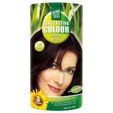 HennaPlus természetesen tartós hajfesték 2.66 rőtfekete 1db hajfesték, színező
