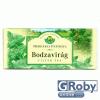Herbária Bodzavirág tea 25 filteres