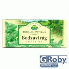 Herbária Bodzavirág tea 25 filteres gyógytea