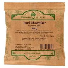 Herbária Édesgyökér - Herbária - 40g gyógytea