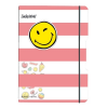 Herlitz Hungária Kft. Herlitz my.book flex A4 Smiley Girly