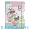 Herlitz my.book flex A5 Ladylike Butterfly