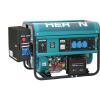 Heron benzinmotoros áramfejlesztő + HAV1 inditó automatika, max 5500 VA, egyfázisú, elektromos önindítóval (EGM-55 AVR-1E)
