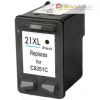 Hewlett Packard HP C9351A [BK] #No.21 kompatibilis tintapatron (ForUse)