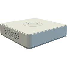 Hikvision Hikvision DS-7104HUHI-K1 (S) 4 csatornás THD DVR, 8MP@8fps, 5MP@12fps, 4MP@15fps, 1080p@25fps, max.8×8MP IP, koax audio biztonságtechnikai eszköz