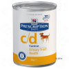 Hill's Prescription Diet Hill´s Prescription Diet Canine c/d - 24 x 370 g